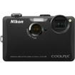 Nikon - COOLPIX S1100PJ 14.1-Megapixel Digital Camera - Black