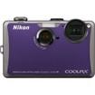 Nikon - Coolpix 14.1 Megapixel Compact Camera - Violet