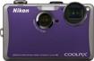 Nikon - Coolpix 14.1 Megapixel Compact Camera - Purple