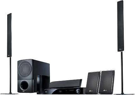 LG Electronics LHB975 3127186