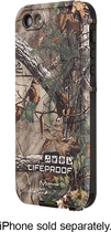 LifeProof - frē Case for Apple® iPhone® 5 and 5s - Xtra Green