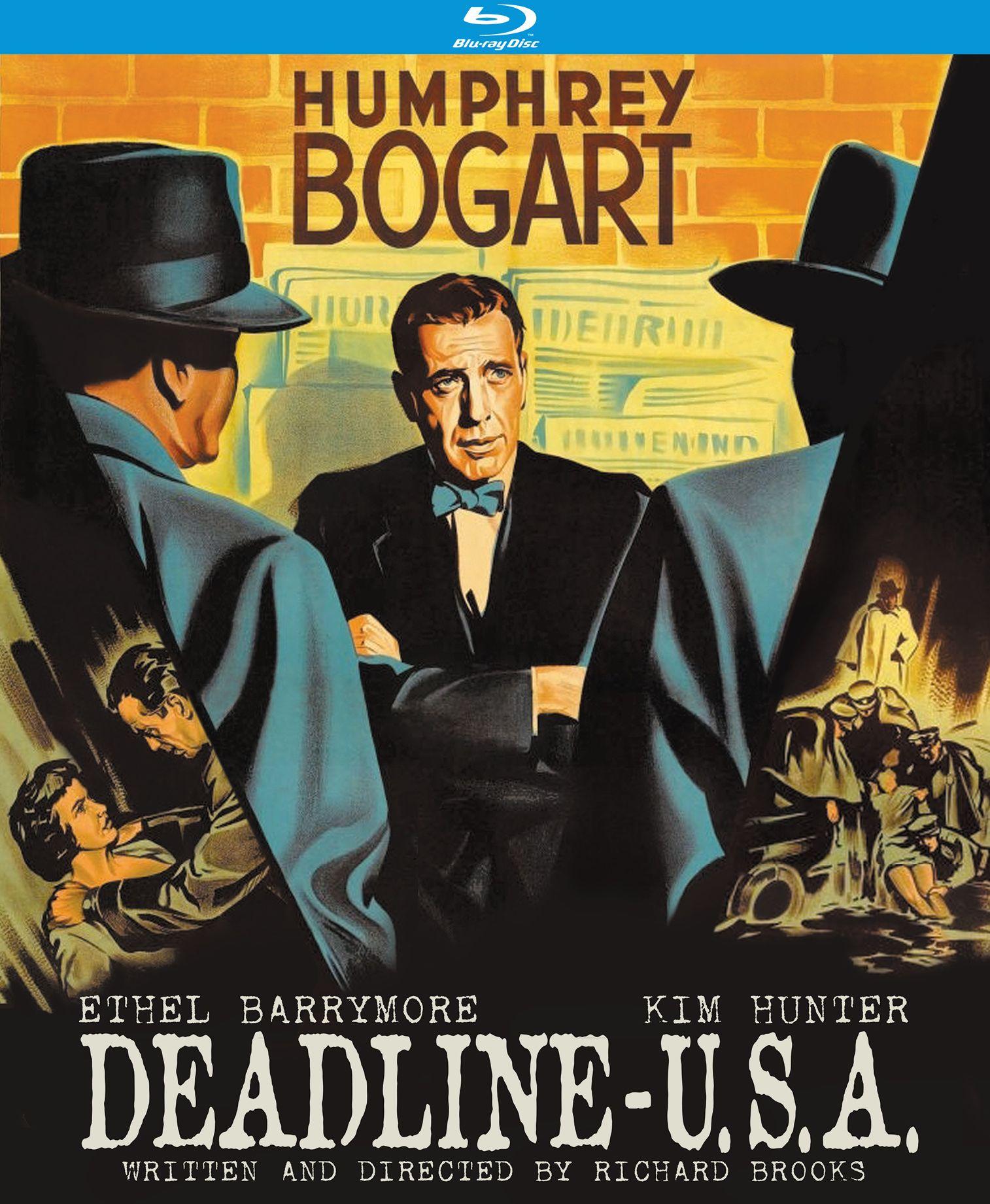 Deadline U.s.a. [blu-ray] 31300574