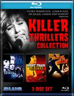 Killer Thrillers Collection (Blu-ray Disc) (3 Disc)