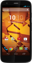Boost Mobile - Motorola Moto G No-Contract Cell Phone - Black