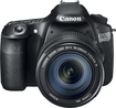 Canon - EOS 60D DSLR Camera with 18-200mm IS Lens - Black