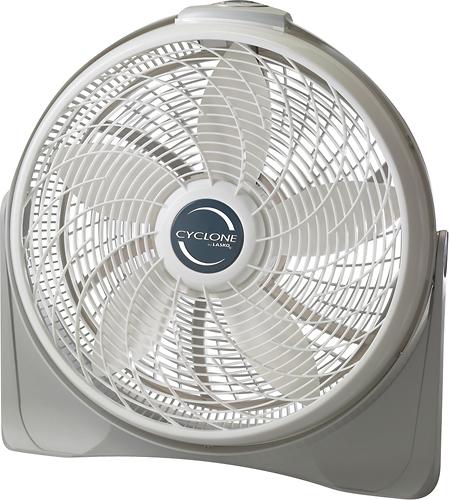 Lasko - Cyclone Pivot Fan - White