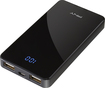 PNY - HD5000 PowerPack USB Portable External Battery - Black