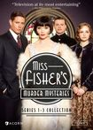 Miss Fisher's Murder Mysteries: Series 1-3 (dvd) 31460151