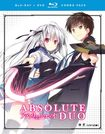 Absolute Duo: The Complete Series [blu-ray/dvd] [4 Discs] 31514211