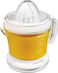 Proctor Silex - Juicit 34-Oz. Citrus Juicer - White