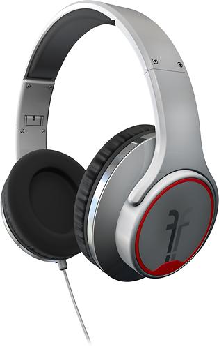 Flips Audio - Over-the-Ear Headphones - White