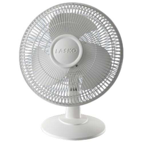 Lasko - Table Fan - White