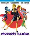 Modesty Blaise [blu-ray] 31549345
