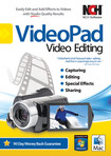 VideoPad Video Editing - Mac|Windows