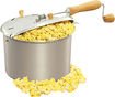 West Bend - Stove-top Popcorn Maker - Silver