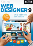 Xara Web Designer 9 - Windows