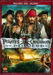 Pirates Of The Caribbean: On Stranger Tides [2 Discs] [dvd/blu-ray] 3158042
