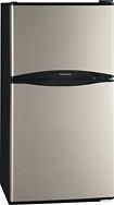 Frigidaire - 4.5 Cu. Ft. Compact Refrigerator - Silver Mist