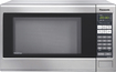 Panasonic - 1.2 Cu. Ft. Mid-Size Microwave - Stainless-Steel