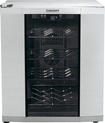 Cuisinart - Private Reserve 16-Bottle Wine Cellar - Stainless/Stainless look