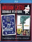 William Castle Double Feature: 13 Ghosts/13 Frightened Girls! [blu-ray] 31634248