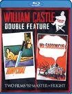 William Castle Double Feature: Homicidal/mr. Sardonicus [blu-ray] 31634257