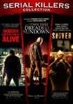 Serial Killers Collection: Thetown That Dreaded Sundown/nobody Gets Out Alive/shiver (dvd) 31655154