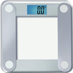 EatSmart - Precision Digital Bathroom Scale - Silver
