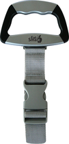 EatSmart - Precision Voyager Luggage Scale - Silver