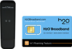 H2O Broadband - 3G No-Contract Mobile Hotspot with International Roaming