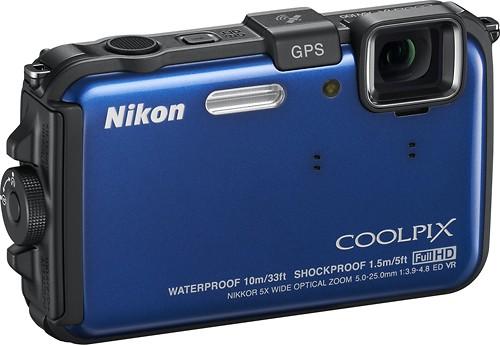 Nikon Corporation AW100