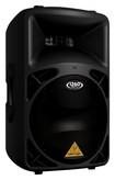 """Behringer - Eurolive DSP-Controlled 12"""" 1260W 2-Way PA Speaker System - Black"""