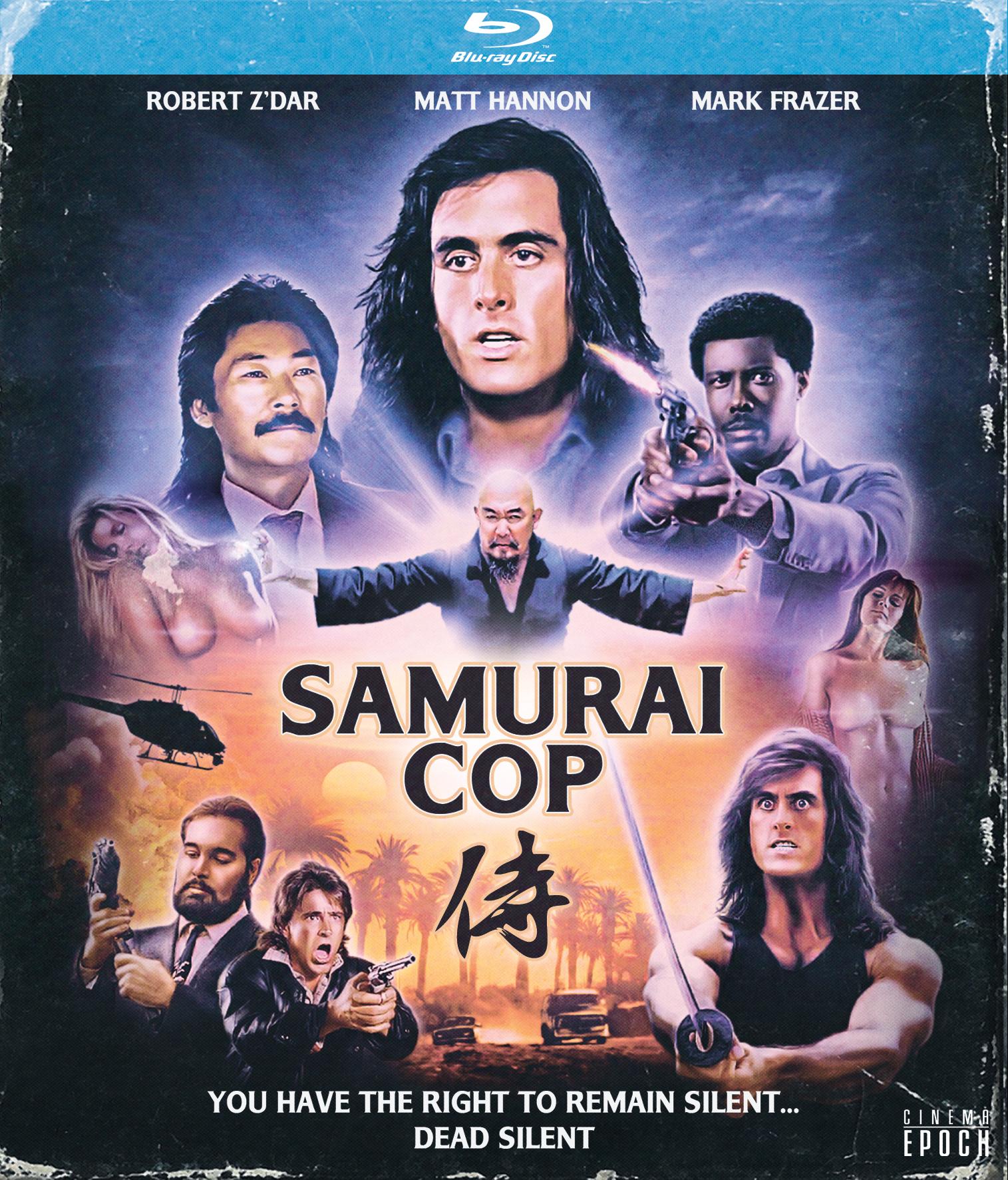 Samurai Cop [blu-ray] 31796249