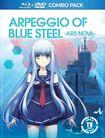 Arpeggio Of Blue Steel: Ars Nova [blu-ray/dvd] [3 Discs] 31796308