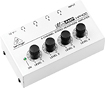 Behringer - MicroAMP 4-Channel Stereo Headphone Amplifier