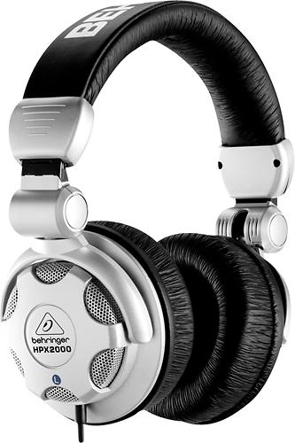 Behringer - DJ Headphones - Silver