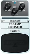 Behringer - Preamplifier/Volume Booster Pedal