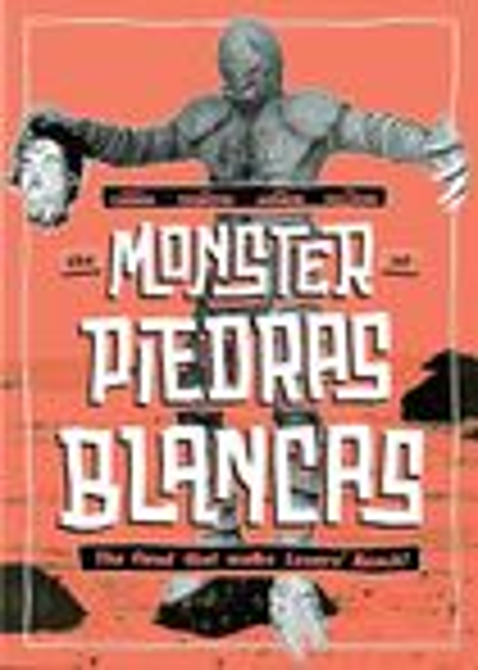 The Monster Of Piedras Blancas (dvd) 31823434