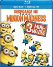 Despicable Me Presents: Minion Madness [includes Digital Copy] [ultraviolet] [blu-ray] 31824163