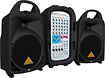 Behringer - EUROPORT EPA900 900W 8-Channel Portable PA System