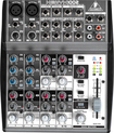 Behringer - XENYX 1002 10-Input 2-Bus Analog Mixer - Gray