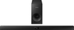 "Samsung - 300 Series 2.1-Channel Soundbar with 5.25"" Wired Passive Subwoofer - Black"