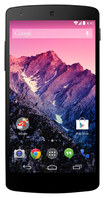 LG - Nexus 5 4G Cell Phone (Unlocked) - White