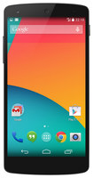 LG - Nexus 5 4G Cell Phone (Unlocked) - Black