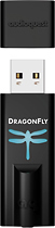 AudioQuest - Dragonfly 1.2 Digital Audio Converter - Black