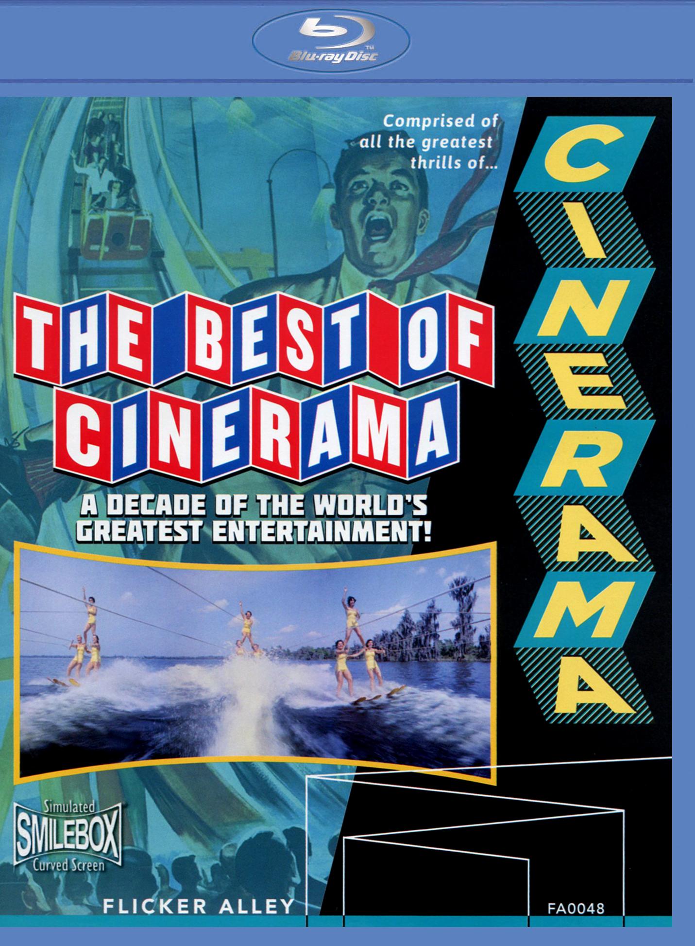 The Best Of Cinerama [blu-ray] 31886325