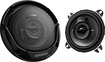 "Kenwood - Road Series 4"" 2-Way Car Speakers with Polypropylene Cones (Pair) - Black"