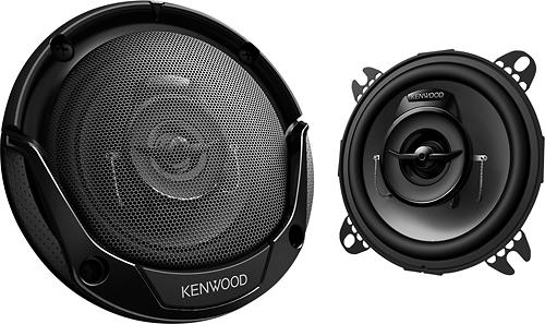 "Kenwood - Road Series 4"" 2-way Car Speakers With Polypropyle"