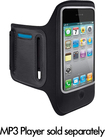 Belkin - DualFit Armband for Apple® iPhone® 4 - Black