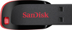SanDisk - Cruzer Blade 128GB USB 2.0 Flash Drive - Black